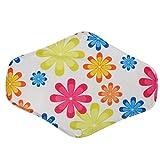 Wiederverwendbare Waschbare Slipeinlagen Stoffbinden Menstruation Damenbinden aus Bio-Baumwolle -...