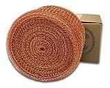 Coldbreak MESH100 Copper Mesh, 5' x 100', Pure 100%, USA Made