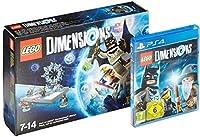 LEGO Dimensions Super-Girl Starter Pack (PS4) (輸入版)