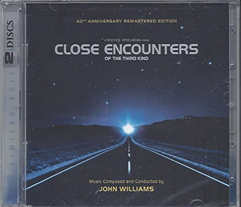 Close Encounters of the Third Kind: 40th Anniversary Remastered Edition
