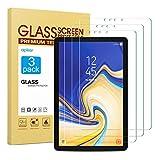 apiker Lot de 3 Verre Trempé Compatible pour Samsung Galaxy Tab S4(T830/T835/T837)...