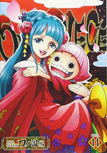 ONE PIECE ワンピース 20THシーズン ワノ国編 piece.11 DVD