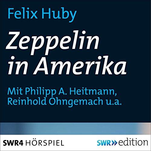 Zeppelin in Amerika Titelbild