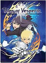 Tales of Vesperia Wall Scroll New Yuri & Flynn Cover Art Fabric Art ge60729