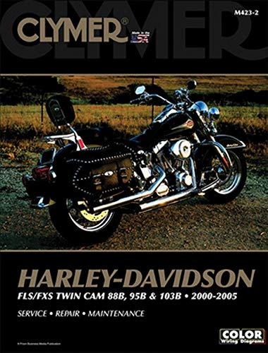 Harley-Davidson XL883 XL1200 Sportster 2004-2013 (Clymer Manuals: Motorcycle Repair)