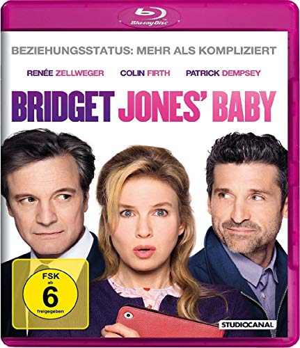 Bridget Jones' Baby [Blu-ray]
