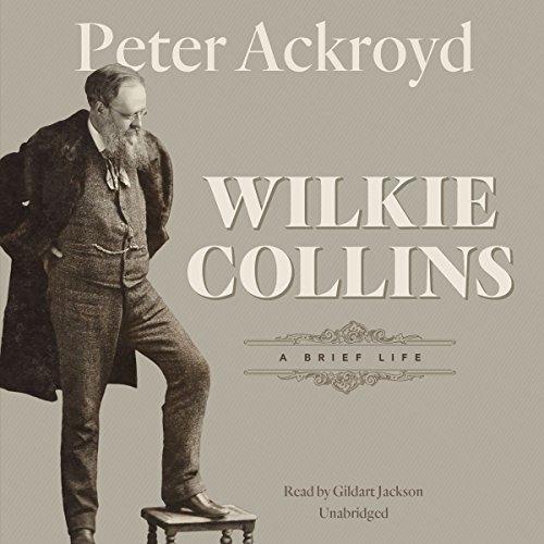 Wilkie Collins audiobook cover art