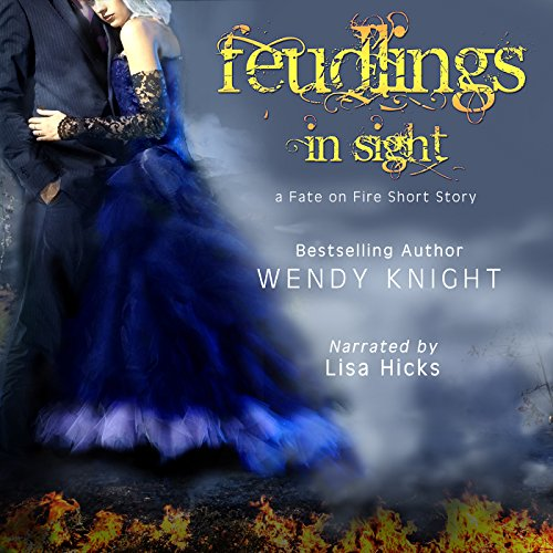 Feudlings in Sight audiobook cover art