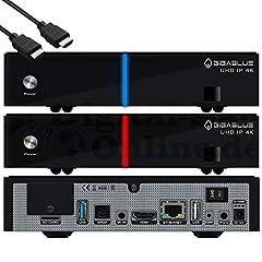 GigaBlue 4K UHD IP Box