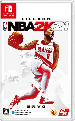 NBA 2K21 -Switch (【早期購入特典】・5,000 VC+5,000 マイチームポイント・マイプレイヤーブースト 9個・1...
