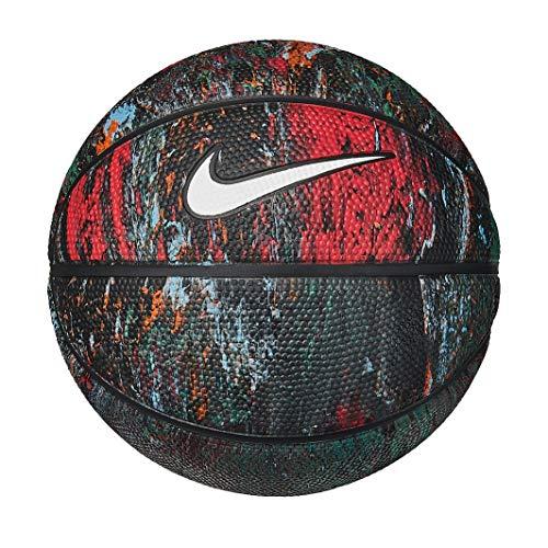Nike Pelota de Baloncesto de Goma reciclada, Unisex, Multicolor, 3