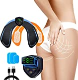 Best Electronic Muscle Stimulators - UMATE Abs Stimulator at Home Workout Equipment,Hips Trainer,Electronic Review