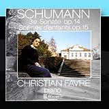 Robert Schumann/ Sonate Op.14/ Scenes D'Enfants