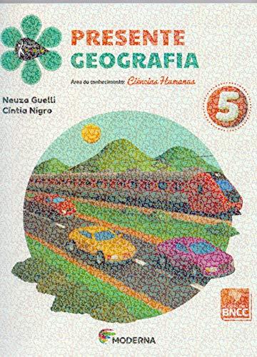 Projeto Presente. Geografia. 5º Ano