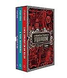 As magníficas viagens de Júlio Verne - Box com 3 livros