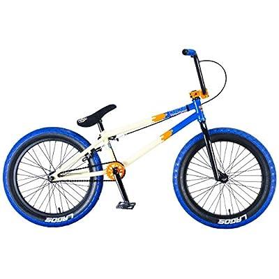 Mafiabikes Madmain 20 Blue Tan Harry Main BMX Bike