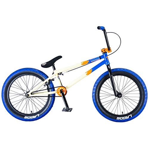 Mafiabikes 20 Zoll BMX Bike MADMAIN Verschiedene Farbvarianten Harry Main (Blue tan)