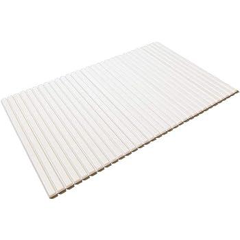 東プレ シャッター式風呂ふた ホワイト 70×108cm M11