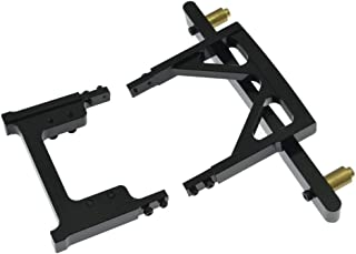 Part & Accessories 1/10 rc rock crawler scx10 frame land cruiser lc80 car shell fitted pieces