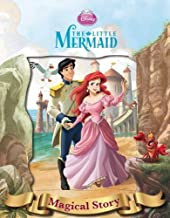 Disney The Little Mermaid Magical Story with Amazing Moving Picture Cover (Disney Little Mermaid)