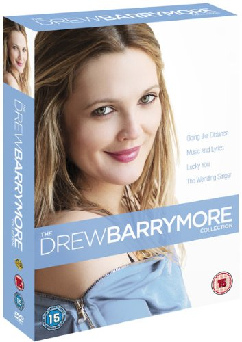 Drew Barrymore Boxset - Two Weeks Notice / Music And Lyrics / Lucky One / Going The Distance [DVD]