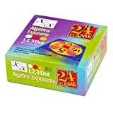 24 Game: Algebra/Exponents (Ages 12+)
