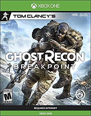 Tom Clancy's Ghost Recon Breakpoint - Xbox One by UBI Soft
