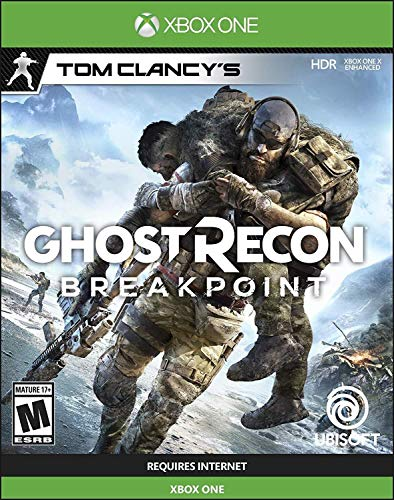 Tom Clancy's Ghost Recon Breakpoint – Xbox One – Standard Edition