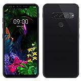 TBOC Black Ultra Thin TPU Silicone Gel Case for LG G8s