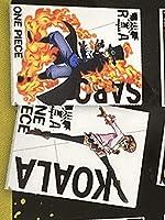 一番くじ ワンピース 覇ノ躍動 くじ セブンイレブン セブン H賞 VSクリアファイルセット サボ コアラ 2枚セット