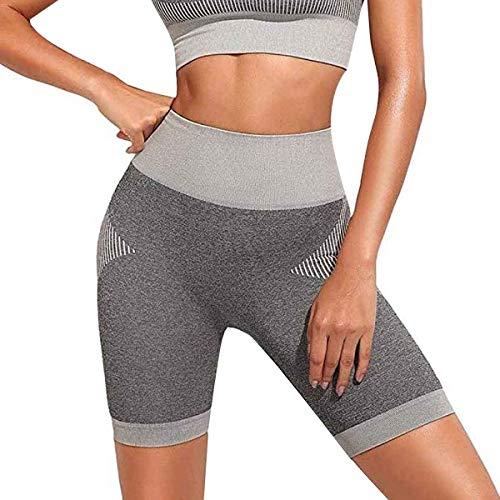 Fashion Thirsty Damen Trainingsanzug Sportanzüge Jogginganzug Sport Sets 2 Stück Set Sport BH+Shorts Gym Fitness Kleidung Laufbekleidung