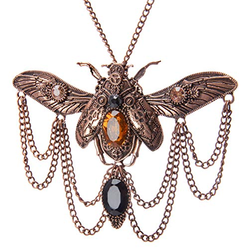 High quality Steampunk Necklace and steampunk pendant with an affordable great prices great value steampunk pendant necklace everyone will love 27 Classic Styles of goth necklaces available to choose from great emo necklace for women or for men in th...