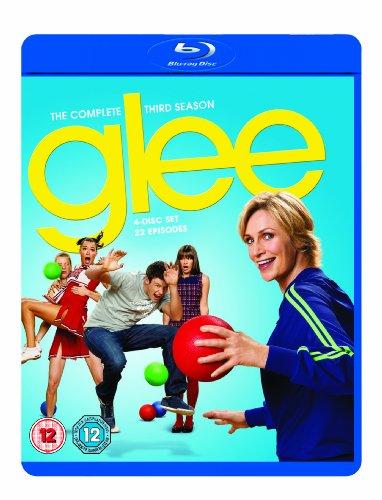 Glee - Season 3 [Blu-ray]