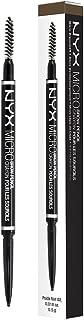 NYX PROFESSIONAL MAKEUP Micro Brow Pencil, Eyebrow Pencil, Taupe