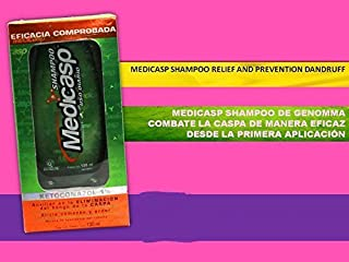 Medicasp Shampoo relief and prevention dandruff by Medicasp