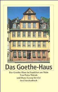 Best frankfurt goethe haus Reviews