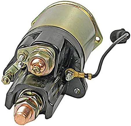 Rareelectrical NEW Max 77% OFF SOLENOID COMPATIBLE ENG WITH ISUZU Indefinitely INDUSTRIAL