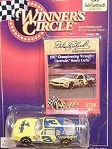 NASCAR Dale Earnhardt Sr #3 1987 Championship Wrangler Monte Carlo 1/64 Scale Diecast Winners Circle Lifetime Series