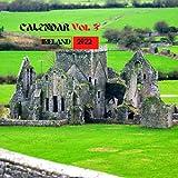 IRELAND Mini Calendar 2022: September 2021 - December 2022 16 Month Office Calendar, Ireland 2022 Wall Calendar, Scenic Travel Scotland Dublin Irish