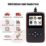 車の普遍的なObdiiの走査器、自動診断コードの読者、多言語12V 24VディーゼルOBD2車の走査器のトラック車/トラック/SUVのための診断走査器