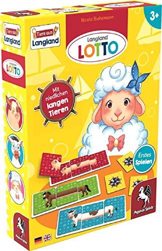 Pegasus Spiele 66550G - Langland Lotto