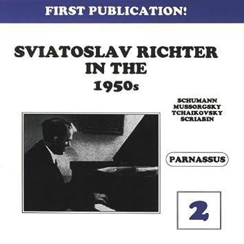 Sviatoslav Richter in the 1950s, Vol. 2