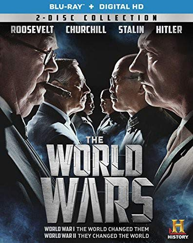 The World Wars [Blu-ray + Digital HD] [Importado]