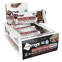 NuGo Nutrition - グルテン フリーのバー ダーク チョコレート ・ クランチ - 1バー