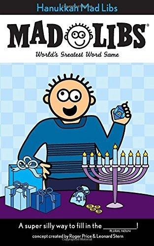 Hanukkah Mad Libs (2012-09-27)