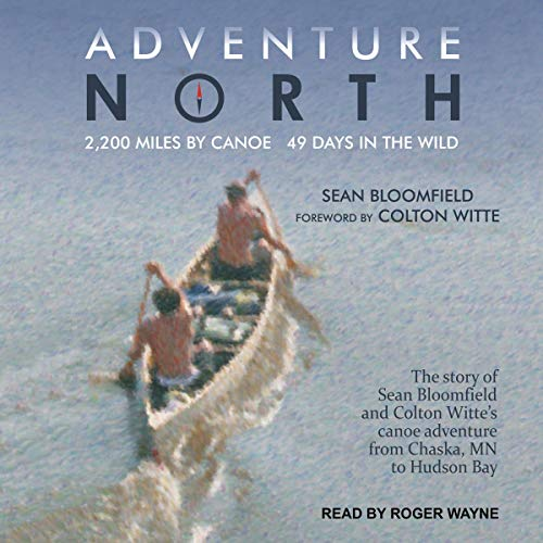 Adventure North cover art