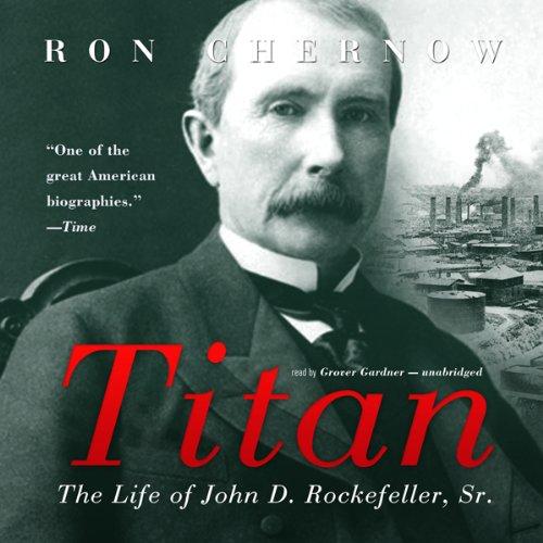 Titan cover art
