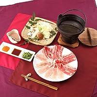 豊西牛&かみこみ豚しゃぶしゃぶセット 絶品お肉 北海道十勝からお届け 400g×2種
