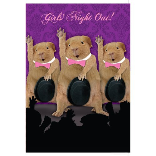 Girls Night Out Sound Bites Musical Cards