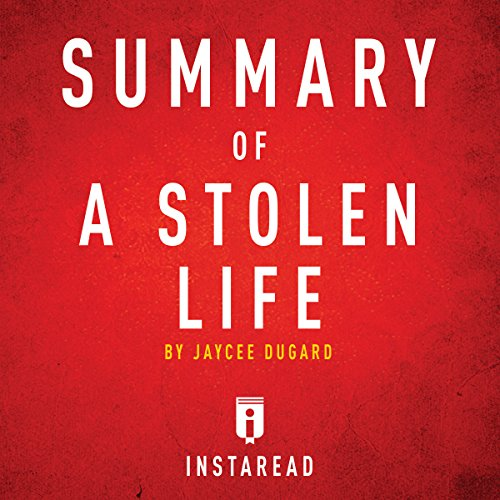 Couverture de Summary of A Stolen Life by Jaycee Dugard